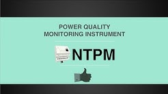 Power Quality Monitoring Instrument: NTPM