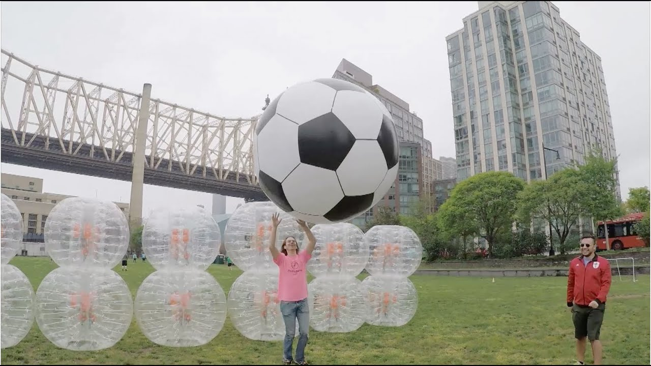Bud Light & Bubbleball: #UpForWhatever