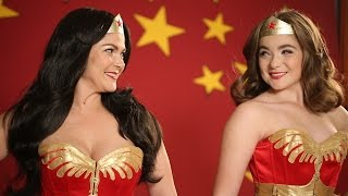A Cancer Survivor & Her Daughter Transform Into Wonder Women