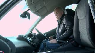Nissan Pulsar Test drive