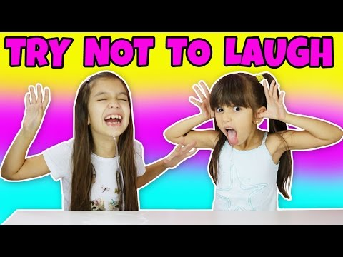 Thumbnail: TRY NOT TO LAUGH CHALLENGE!