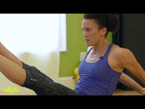 Pilates Advanced Mat Workout