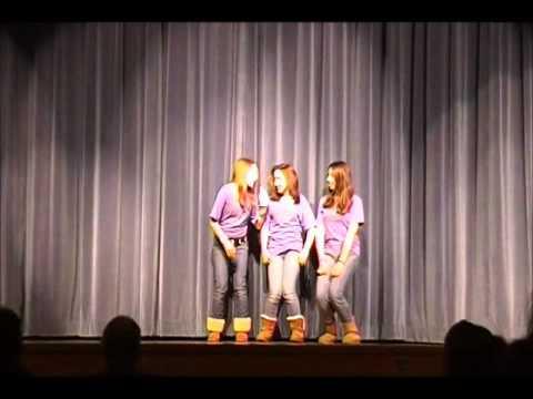 tiny kids in talent show | Talent show ideas | Kids talent ... |Talent Show Funny