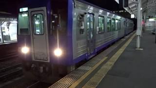 関西本線キハ120系 柘植駅発車