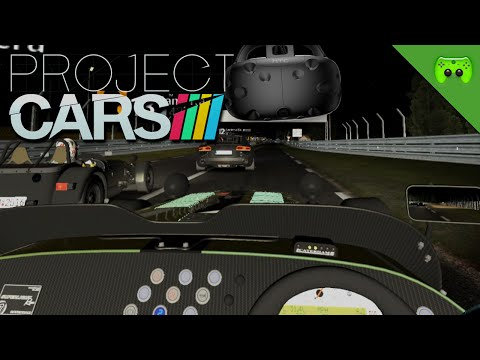 NACHTRENNEN 🎮 Project Cars VR #3