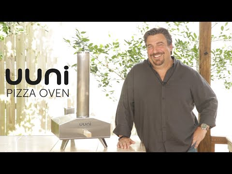 Ooni (Uuni) 3 Pellet Wood Fired Pizza Oven Review | BBQGuys.com
