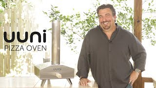 Uuni 3 Pellet Wood Fired Pizza Oven Overview   BBQGuys.com