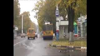 Видео курс ПДД -33 : Приоритет маршрутных транспортных средств