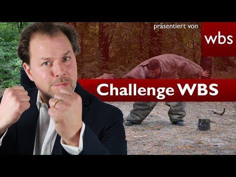 Darf ich einen Hund mit Pfefferspray abwehren? | Challenge WBS RA Solmecke