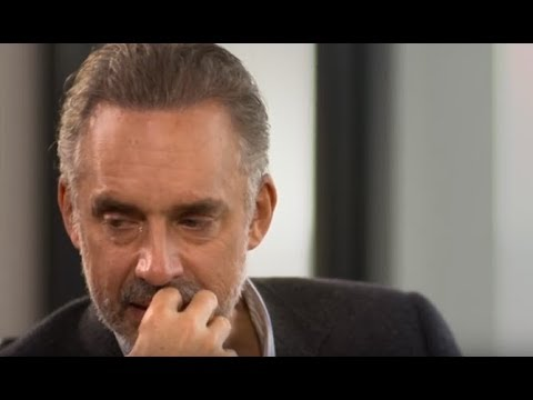 Jordan Peterson Cries Tears of Gratitude over Audience Testimonies
