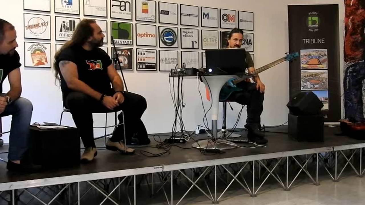 P A N  Napoli - Rock 6 Icone - 4mx Mario Formisano e INTERSECT - Parte Prima