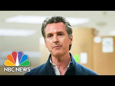 Watch Live: California Gov. Newsom Gives Coronavirus Update