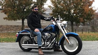 Is this really the Harley you want? Fat Boy test drive review