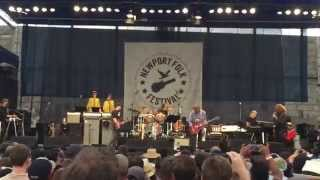 Roger Waters w/ My Morning Jacket - Crystal Clear (New song), Newport Folk Festival, 2015