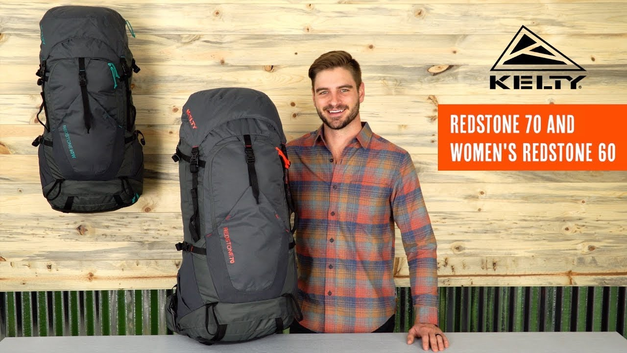 2504f925d232 Kelty Redstone 60   Redstone 70 Backpack - YouTube