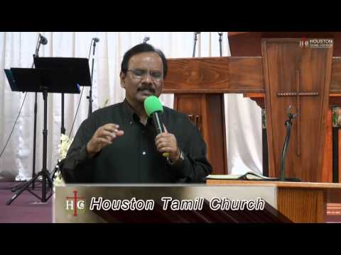 Bro GPS Robinson - Praise and Worship - Houston Tamil Church - 2015