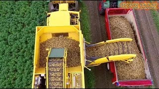 Most Amazing Modern Technology In Agriculture | Advanced Harvesting Machines