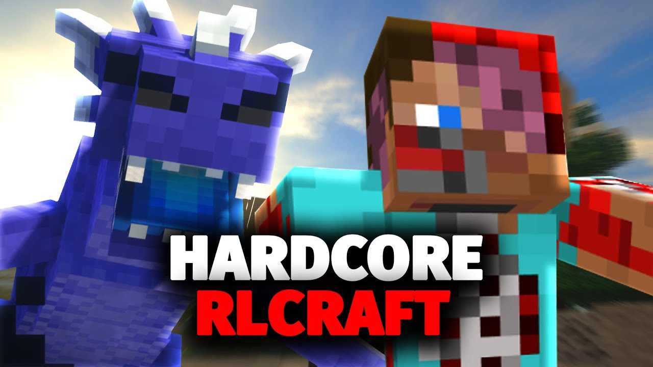 Hardcore RLCraft vs my Big Brain