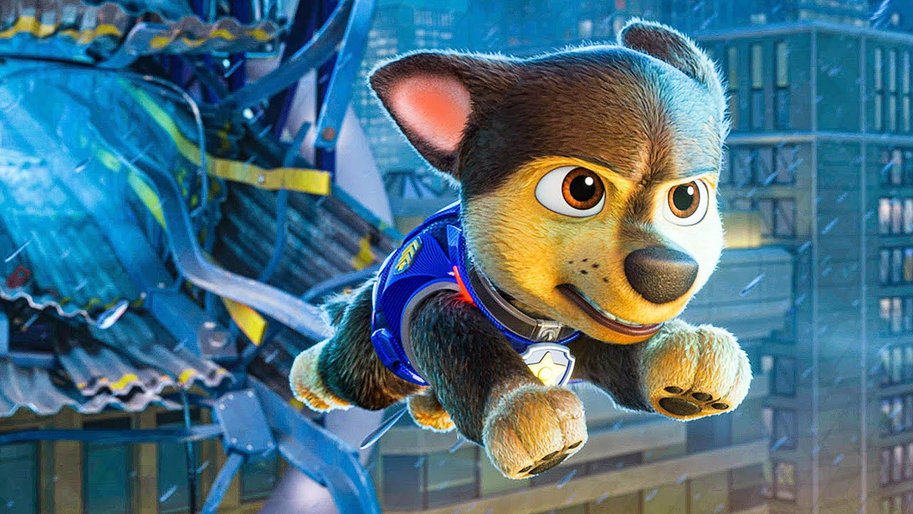 Download PAW PATROL: The Movie - All Clips + Trailer (2021)
