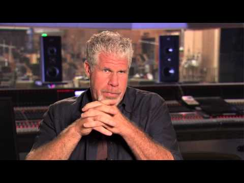 The Book of Life: Ron Perlman