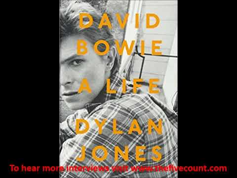 David Bowie Book - Dylan Jones Interview