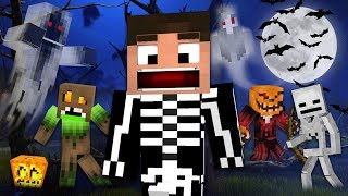 MINECRAFT HALLOWEEN SPECIAL!! (w/ Typical Gamer)
