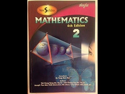 O Level Maths Book