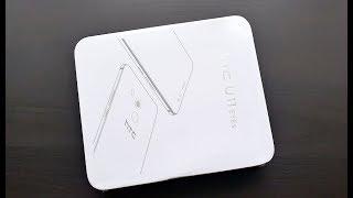 Распаковка HTC U11 EYEs. Лучшая камера среди смартфонов до 30 тыс