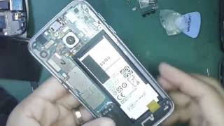 Abrindo Galaxy S7, primeira vez... Trocar tela S7...