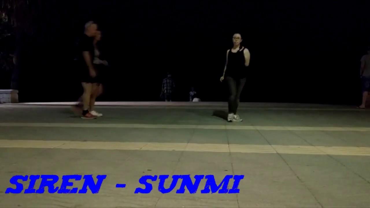 concurso de kpop marbecon 2018 Lil- sunmi siren