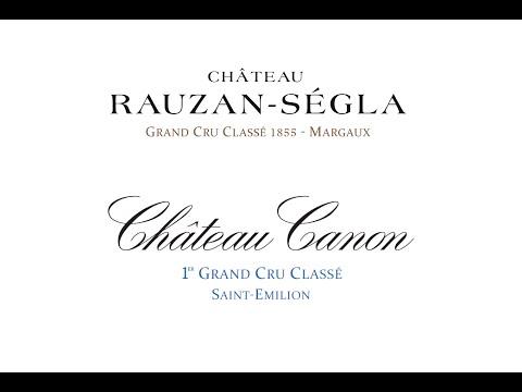 INTERVIEW PRIMEURS 2015 : Château Canon & Château Rauzan