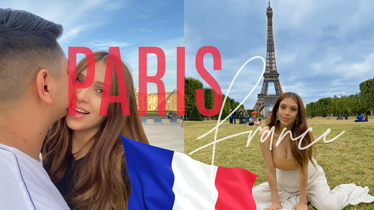 Paris France in 2020 during covid | Nathaly Raya