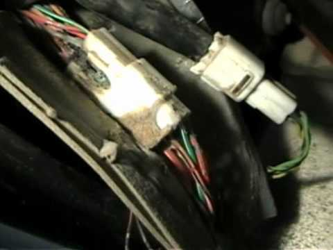 hqdefault how to repair 1996 suzuki bad fuel pump salt causes wiring problem 1998 Suzuki Sidekick Soft Top at gsmx.co