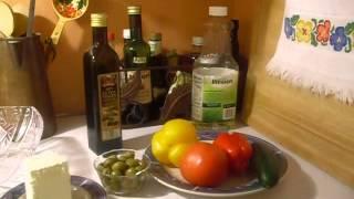 Греческий салат. В чем секрет его бесподобного вкуса?