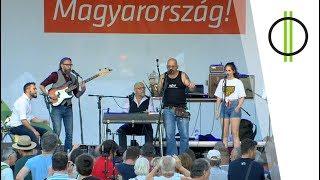 Ferenczi György és a Rackajam - A teljes koncert a Lánchídnál