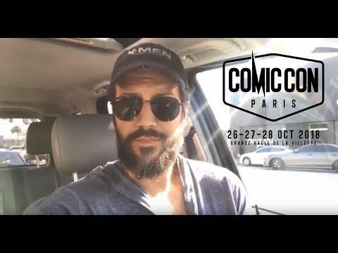 Stefan Kapicic au Comic Con Paris 2018