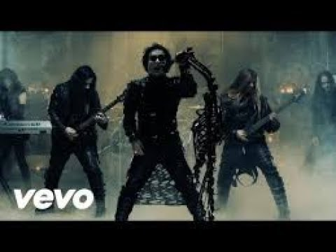 Cradle OF Filth - Lilith Immaculate Official Music Video Subtitulada Español