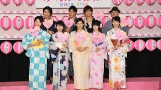 ダンスボーカルグループ・E-girlsの石井杏奈が24日、東京・新宿バルト9...