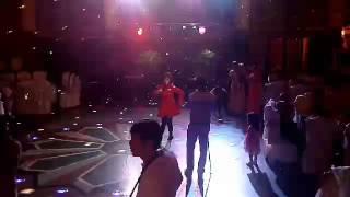 Лезгинка девочка танцует на свадьбе