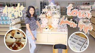 TOUR POR UNA NUEVA TIENDA ASIÁTICA (SHIMIZU LIFESTYLE) + mini haul de accesorios