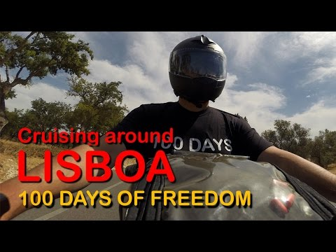 Cruising around Lisboa - GoPro 4 Black - Full HD - 1080p