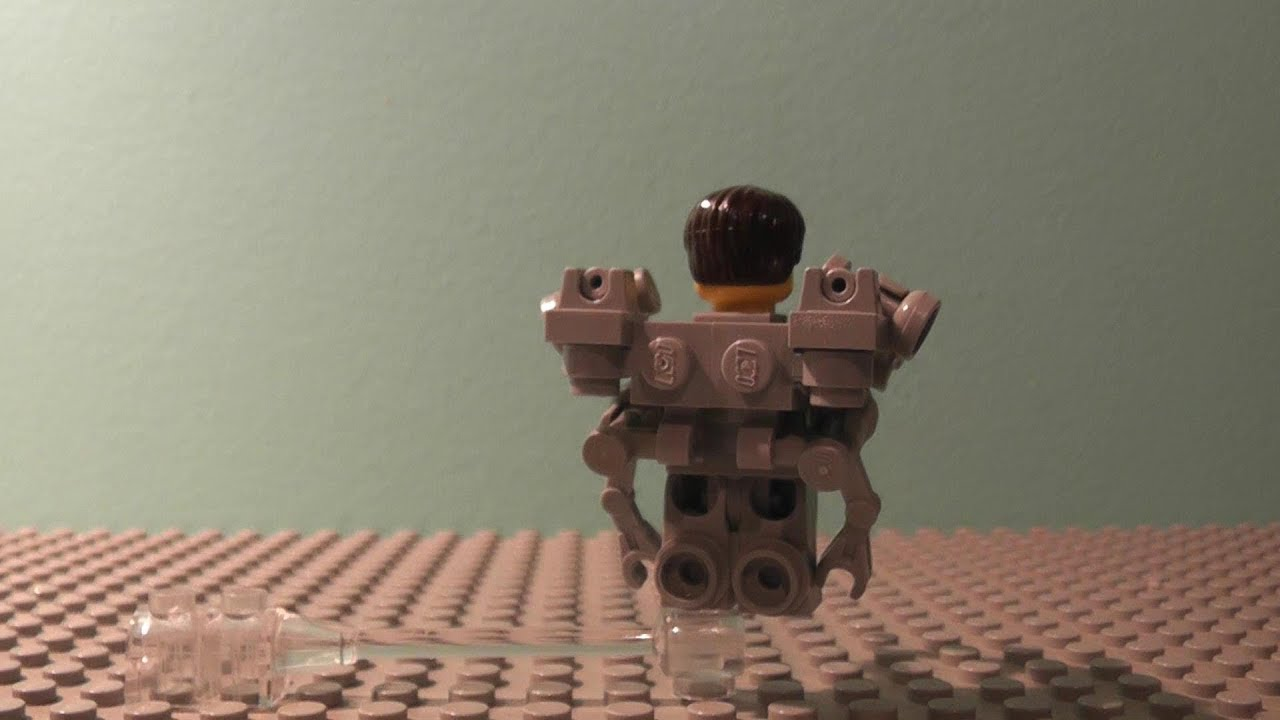 How To Build : Lego Exo Suit (Call of Duty Advanced Warfare)