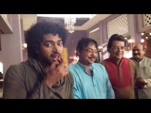 Director's (Ramesh Rout) birthday @ Bhokatta  (Bengali movie) / Toka ta Phasigala (Odia movie) set