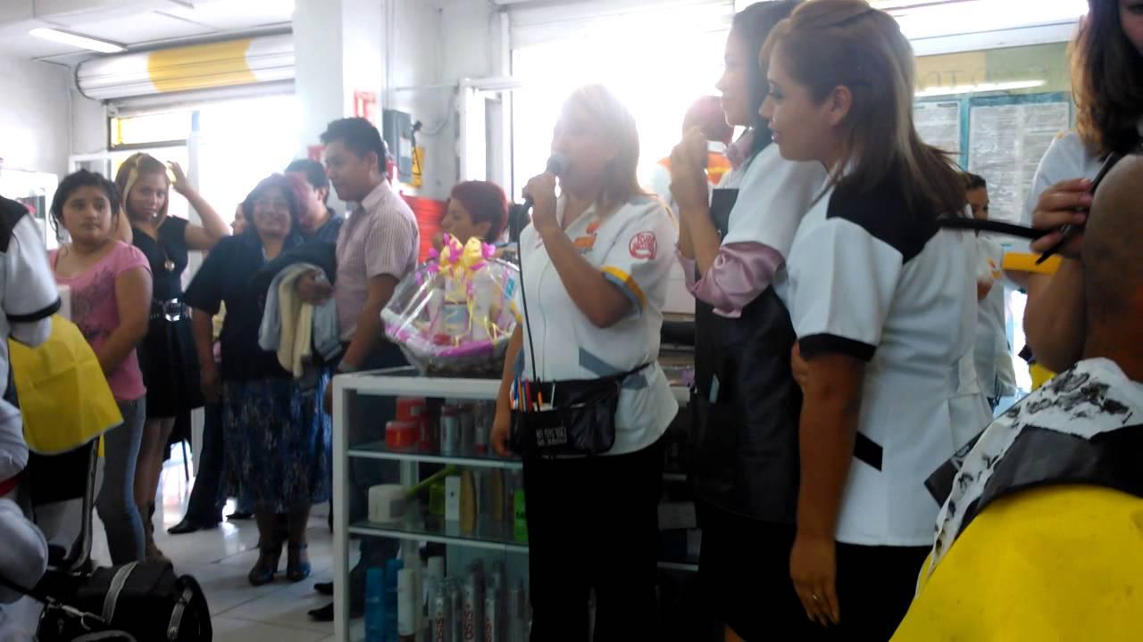 Graduacion Joselyn Santos_escuela De Belleza Instituto Sol