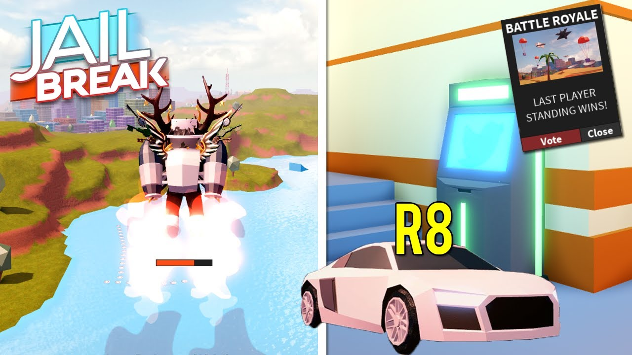 Top 3 Glitches With Jet Pack In Jailbreak Roblox Season 3 Update Full Guide Jailbreak Roblox Season 3 Update How To Get The Jetpack New R8 And Raptor New Code Youtube