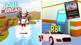 [FULL GUIDE] JAILBREAK ROBLOX SEASON 3 UPDATE! HOW TO GET THE JETPACK, NEW R8, AND RAPTOR! NEW CODE!