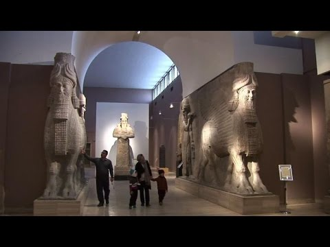 Baghdad museum reopening boosts Iraqi national pride