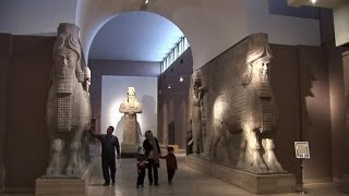 Baghdad museum reopening boosts Iraqi national pride