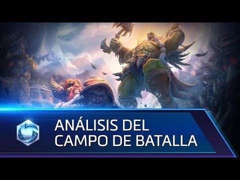 Campo de batalla: Cañón de Alterac (subtítulos ES)