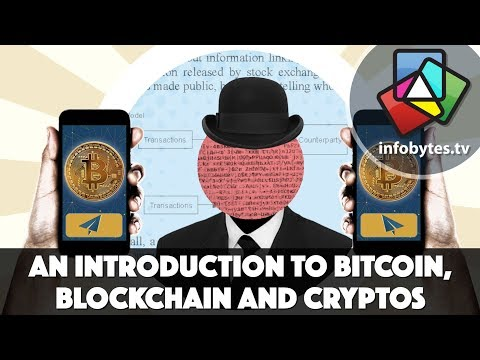 An Introduction To Bitcoin, Blockchain And Cryptocurrencies